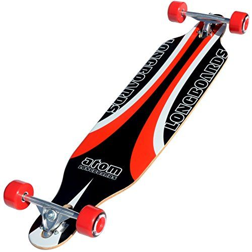 Special Offers - Atom Drop-Through Longboard - In stock & Free Shipping. You can save more money! Check It (June 20 2016 at 11:04PM) >> http://kidsscooterusa.net/atom-drop-through-longboard/