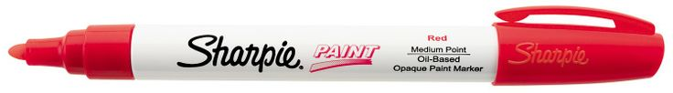 Sharpie® Oil-Based Paint Pen