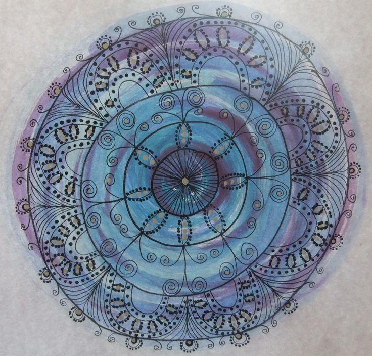 Mandala Mirjam Schradi