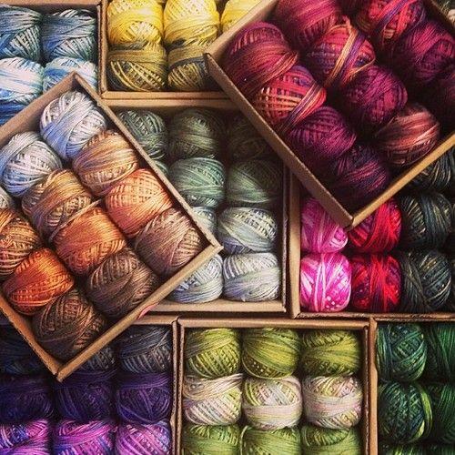 Beautiful Valdani threads