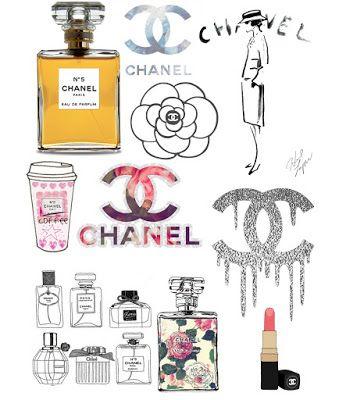 Ezgi Erikci: Chanel Ajanda Süsleme