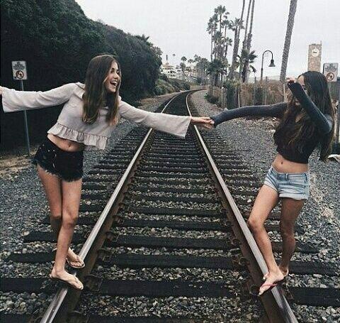 Freunde, beste Freunde und Freundschaft Bild