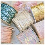 Vintage Sequins by the Yard | A Gilded Life