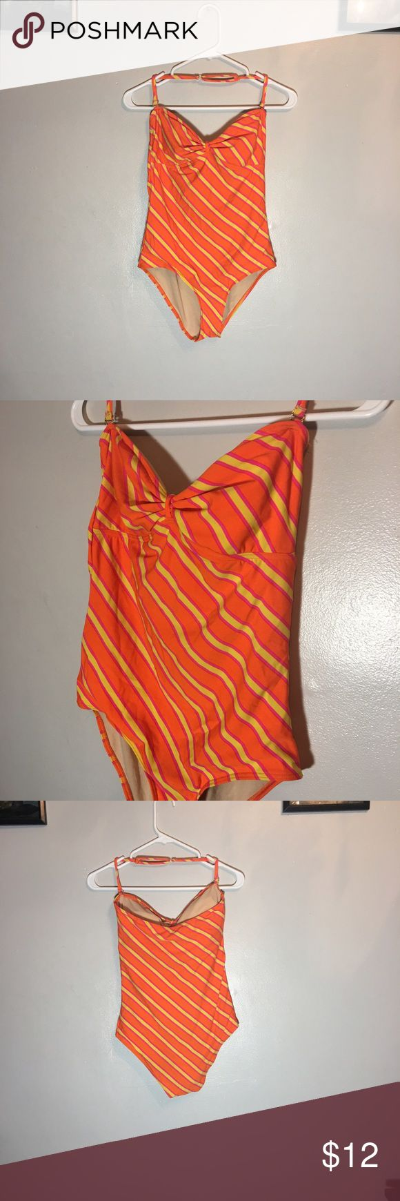 One price swimsuit! This has never been worn! I bought it from Delias, however it didn't fit my girls very well if you know what I mean! Always open to trades and offers! delias Swim One Pieces