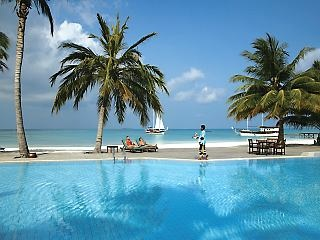 Meeru Island, The Maldives. Yes it really is this perfect.