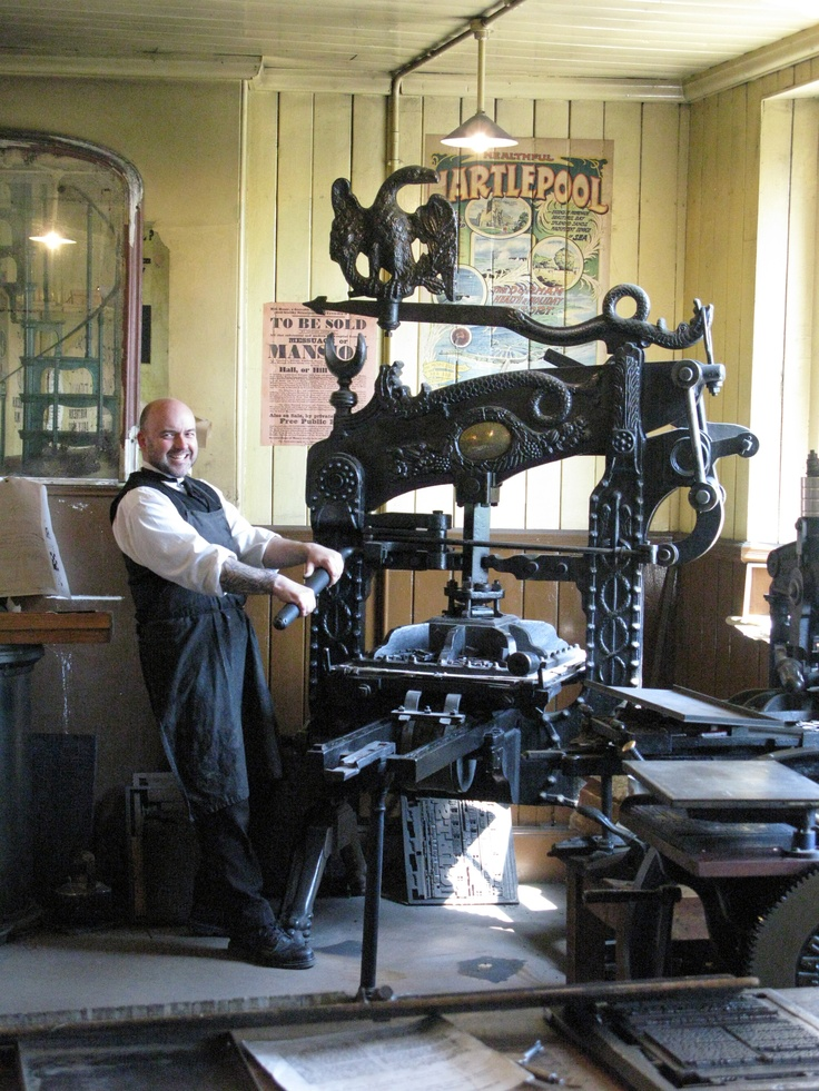 The invention of the printing press, made by Johannes Gutenburg, in the mid-15th century made books more widely available and increased literacy rates