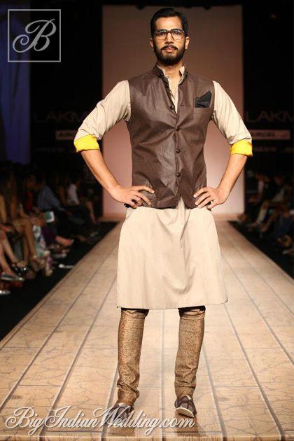 Kunal Rawal Indian ethnic wear for men