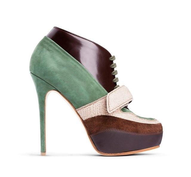Odd...I really like this shoe