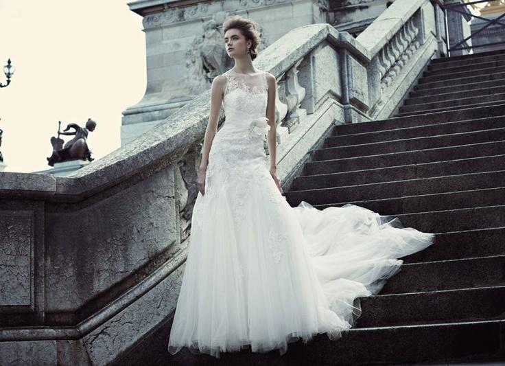 20 besten Bruidsmode Bilder auf Pinterest | Brautkleider ...