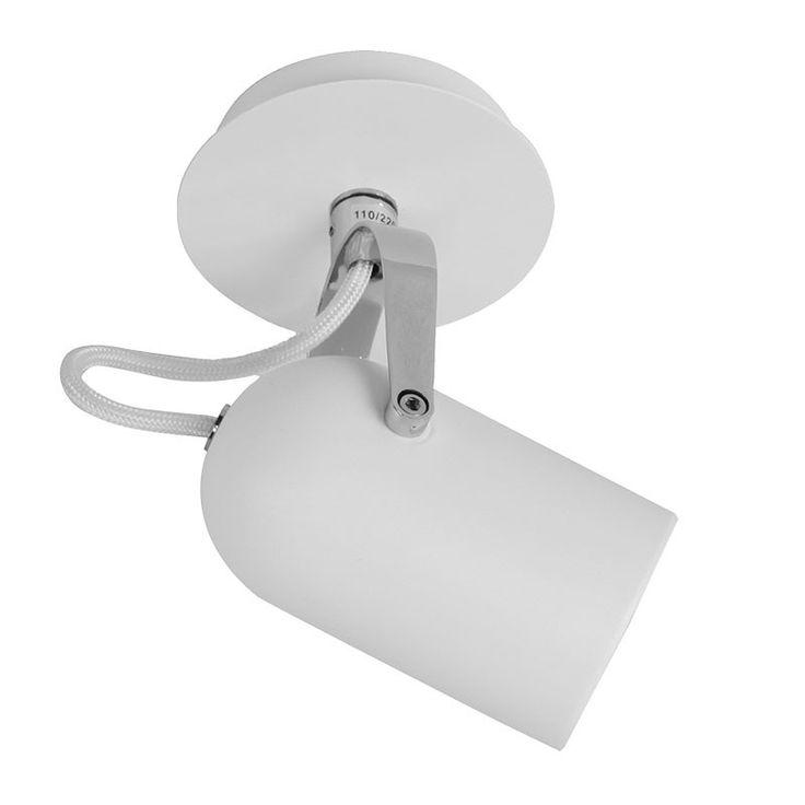 Lampa sufitowa kinkiet LUMEN FH31141-BJ ITALUX biały