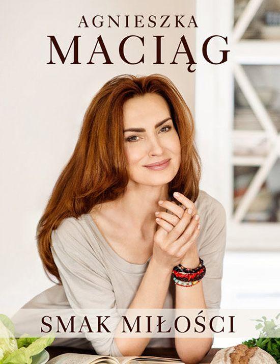 Agnieszka Maciąg - oficjalny blog