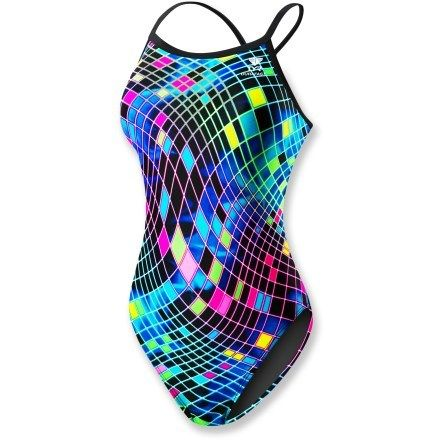 TYR Disco Inferno Diamondfit Swimsuit - Women's, I really like this!