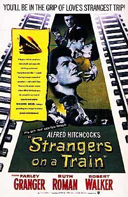 stranger on a train alfred hitchcock essay The movie had been directed and produced by alfred hitchcock and was on the basis of the novel written by patricia describe about the music analysis: strangers on a train you are required to write a researched argument essay that convinces persuades the reader of your position.