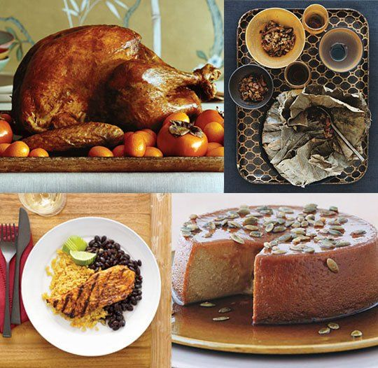 Thanksgiving Dinners Inspired By Ethnic Cuisines