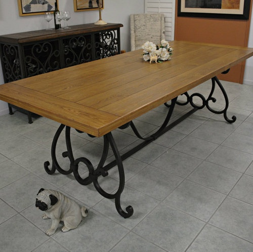 85 Best Images About Wrought Iron Tables On Pinterest