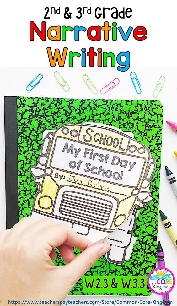 Are you looking for a fun and engaging way to teach your 2nd and 3rd graders about narrative story writing? This mini unit includes graphic organizers, anchor charts, planning sheets, rubrics, stationary, and writing books to help your second and third graders master Common Core Standard W.2.3 and W.3.3.
