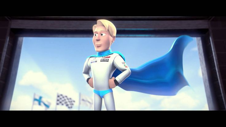 Tooned 50: Episode 7 - The Mika Häkkinen Story