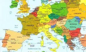 Resultado de imagen de mapas europa