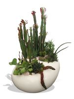 White River Rock Planter