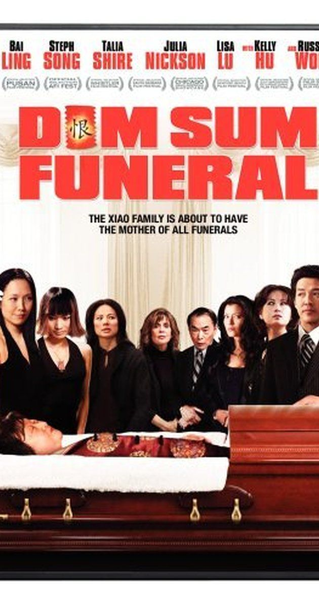Directed by Anna Chi.  With Bai Ling, Steph Song, Talia Shire, Russell Wong. A story about a group of estranged Chinese-American siblings who reunite after the death of their mother.