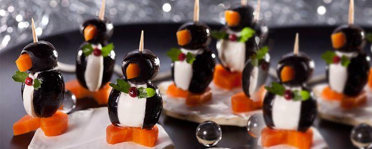 Silvestrovské tučniaky