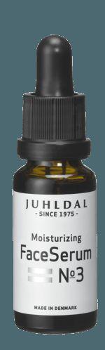 Juhldal Face Serum Moisturizing - køb online hos ezzence.dk!