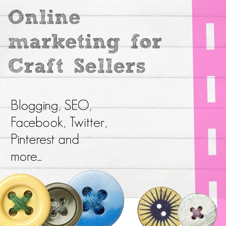 Selling Crafts Online - 10 GET REAL Questions!