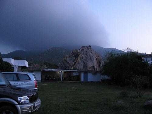 Arunachala at Dawn
