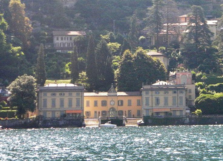Villa Taverna | Torno #lakecomoville