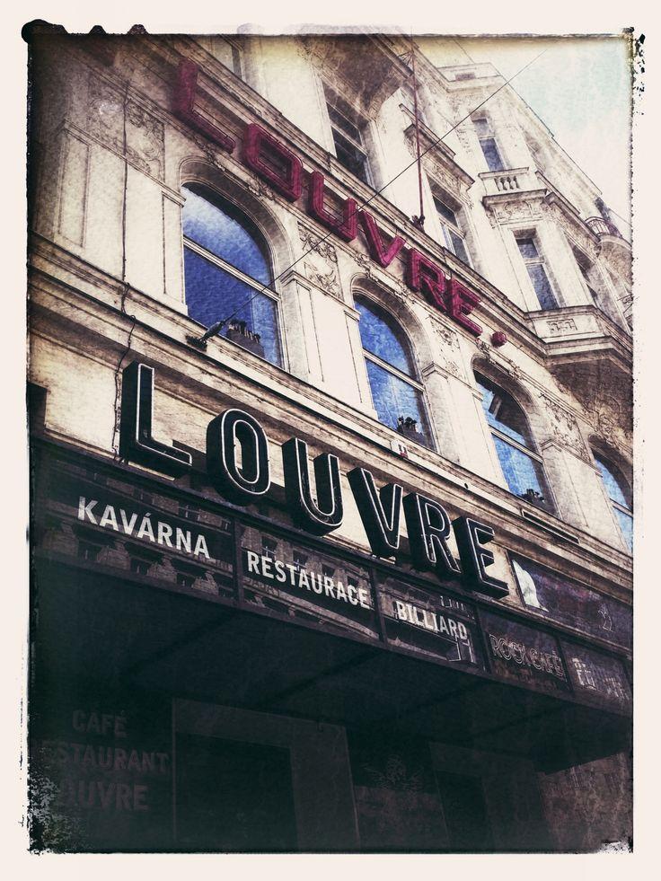 Café Louvre in Praha, Hlavní město Praha