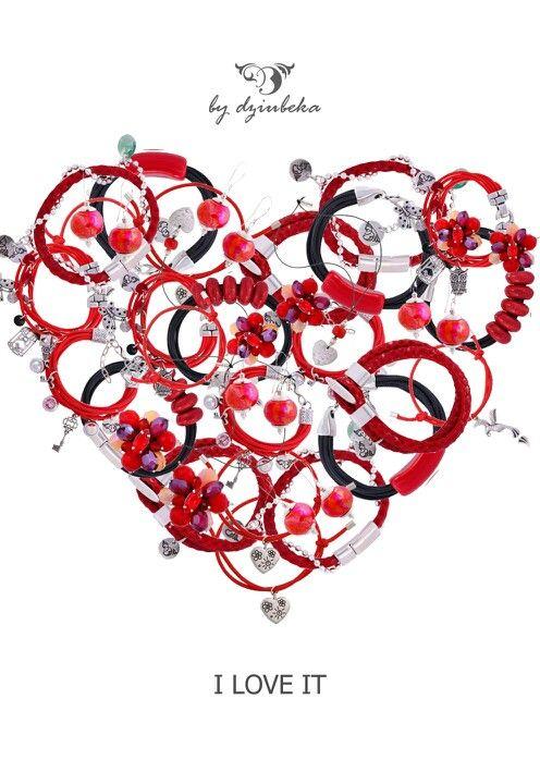 Zbliżają się walentynki. Czy masz już prezent dla ukochanej? #bydziubeka #jewelry #gift