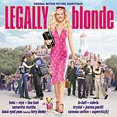 Legally Blonde (CD, Jul-2001, Uptown/Universal)