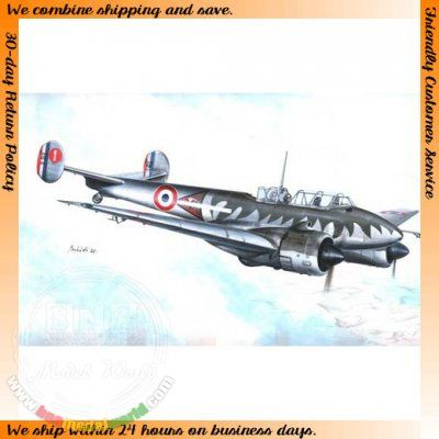 "1/48 French Potez 630 ""French Heavy Fighter"""