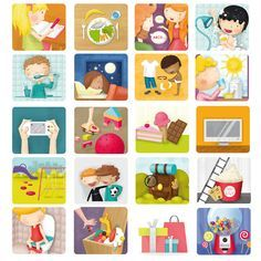 tablas de recompensas para niños para imprimir - Buscar con Google