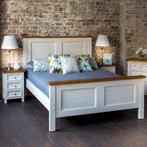 Tuscan Queen Bed (1320H mm) RRP $989