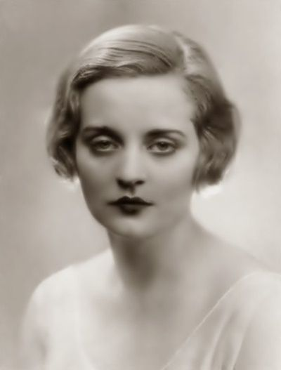 Tallulah Bankhead, 1920's (1902–1968). American actress of the stage and screen and talk-show host. At 16 she won a beauty contest and moved to NYC to try the Broadway stage. She didn't make any headway, so she moved to London in 1923. She was the most popular actress for several years in London. Paramount noticed her and she returned to the US to try film from 1930 to 1933. Her films were not hits, so she went back to the stage. She didn't make another film for 11 years. (Source: IMDb)