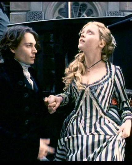 Favorite costuming choice in this film, my favorite film Sleepy Hollow.