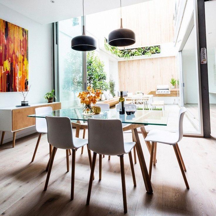 Chris & Jenna   Apartment 6 Reveal 2   Living DiningThe Block Shop - Channel 9