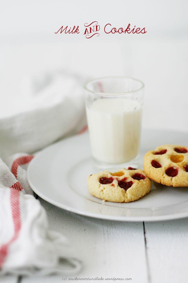 Jam drops – kleine very berry süße Marmeladenkekse oder: Postausmeinerküche, Teil 2 « Zucker, Zimt und Liebe