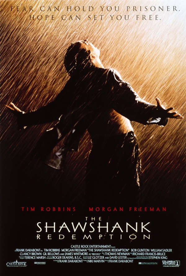 Sika S 100 Greatest Movies Of All Time 15 The Shawshank