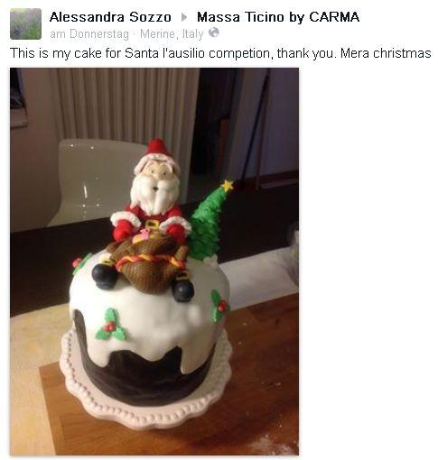 Santa Claus competition 2013 / No 41