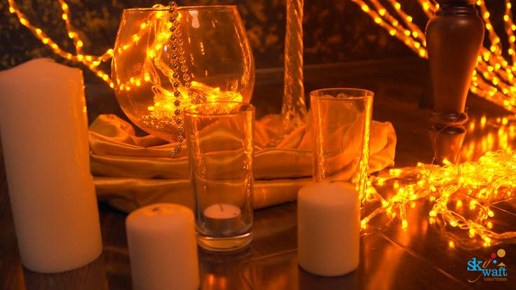Romantic Candle Light Dinner In Bangalore For Couples