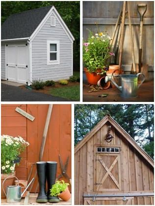 Potting shed plans diy blueprints wooden garden sheds for Mini potting shed