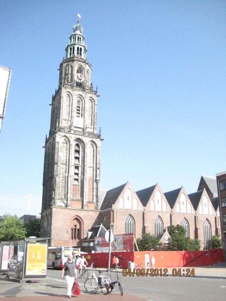 Martini Toren, Groningen, Netherlands