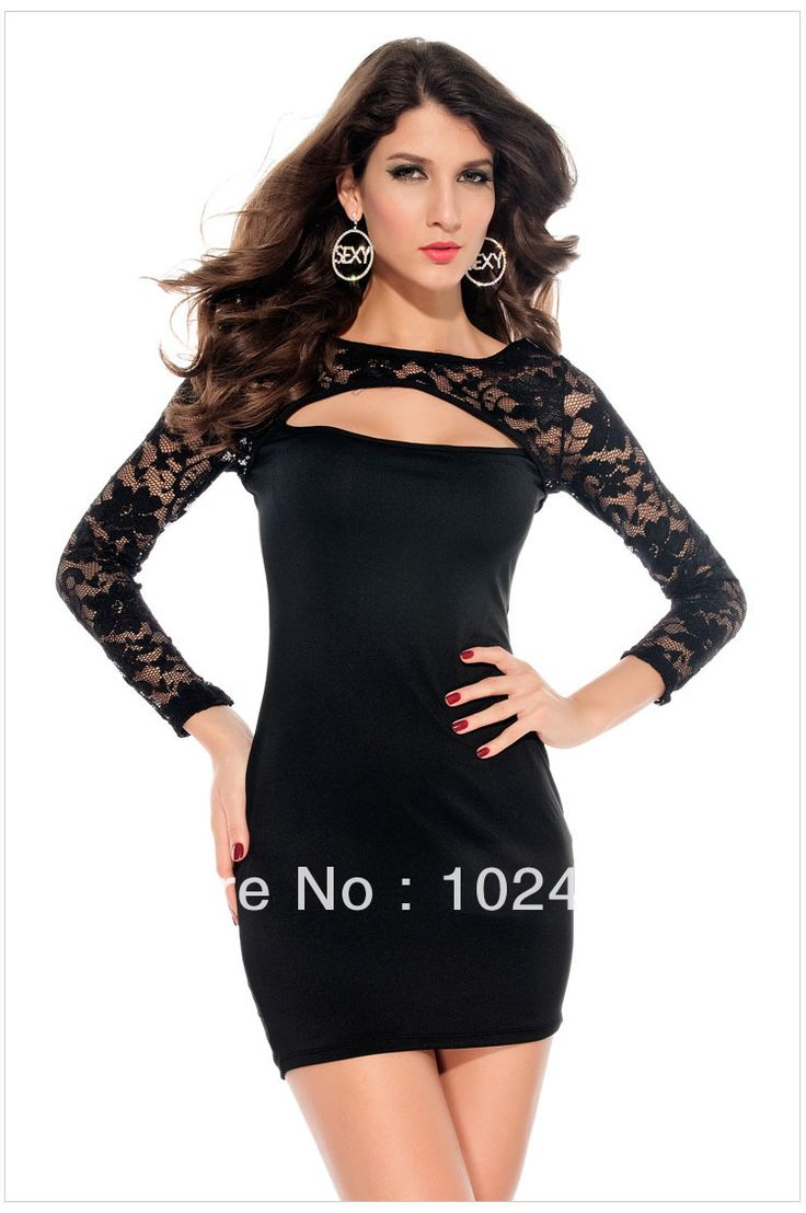 Short little black party dress with back cut outs - Flaunt Your Sexy Slinky Silhouette In This Sexy Cut Out Bodycon Dress Black This Stylish Dress Is Talented With Body Loving Styling The Delicate Lace