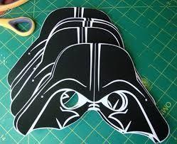 Resultado de imagen de mascaras star wars para imprimir