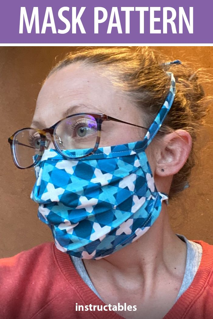 A B Mask For A Nurse By A Nurse In 2020 Sewing Projects For