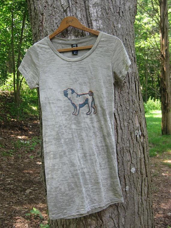 pug shirt...I want one!