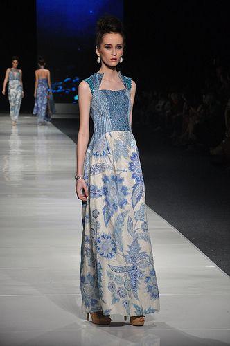 Batik Dress by Parang Kencana