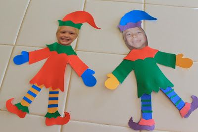 Surfin' Through Second: Elf Yourself - great activity for December